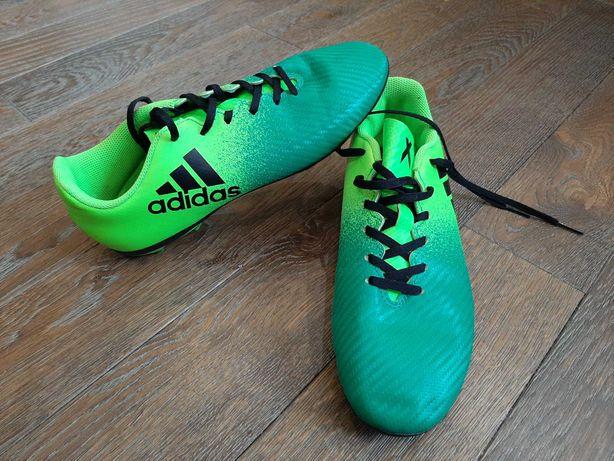buty korki adidas x 16.4.   rozmiar 38 1/3 używane