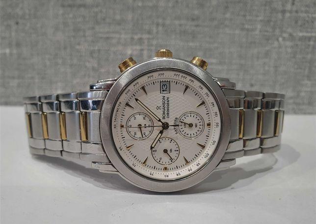 Мужские часы Romanson TM0506M Sapphire Chronograph