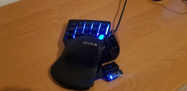 Rayzer Belkin speed pad N52TE Nostromo