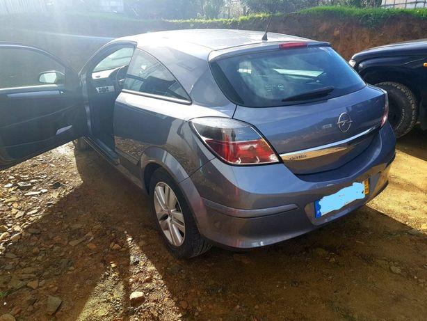 Opel Astra H GTC 1.7 CDTI