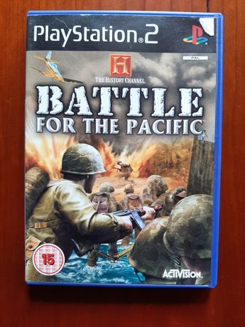 The History Channel Battle for the Pacific playstation 2