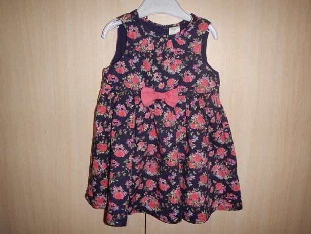 платье H&M р.80см (9-12мес)