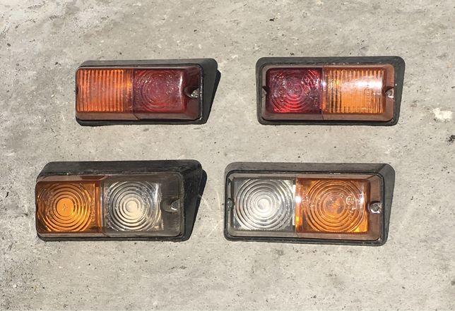 Światła oświetlenie lampy do ciągnika
