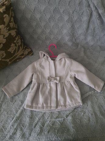Пальто для дівчинки 12-18міс.
