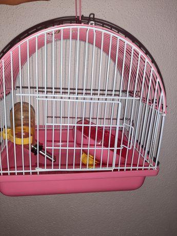 gaiola pequena hamster