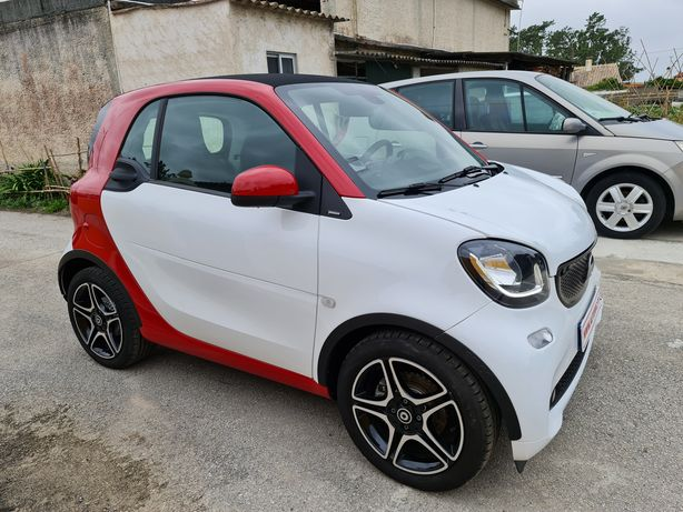 Smart fortwo 0.9 passion 90 cv