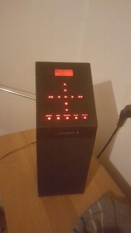 Radio z wejściem USB