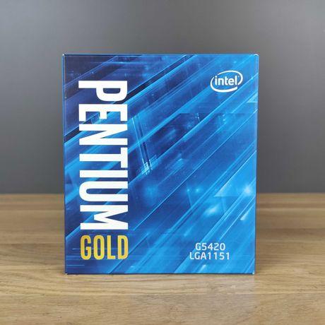 Новый! Процессор Intel Pentium Gold G5420 3.8(4)GHz s1151 Box