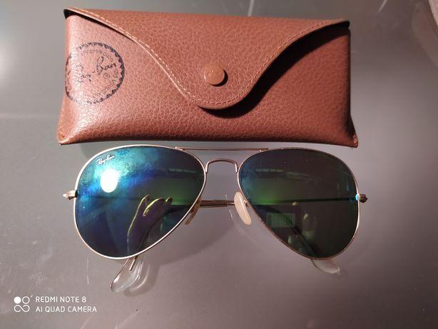Óculos de sol Ray Ban originais como NOVOS