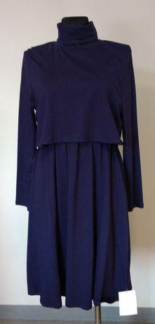 Nowa sukienka ciążowa z dzerseju Glamorous