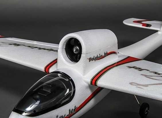 Samolot Dolphin Jet 1010mm