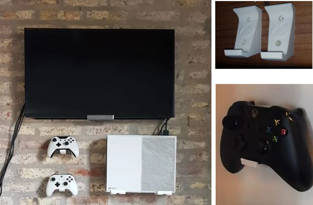 Xbox One / playstation PS4 Controller comando suporte de parede
