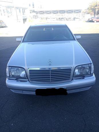 Mercedes w140 S500