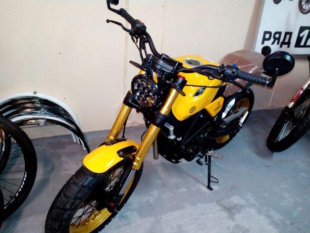 Продам мотоцикл Geon Scrambler 250.