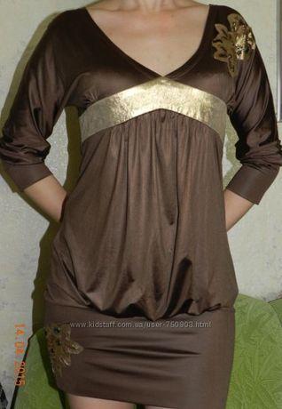 Платье туника беременным