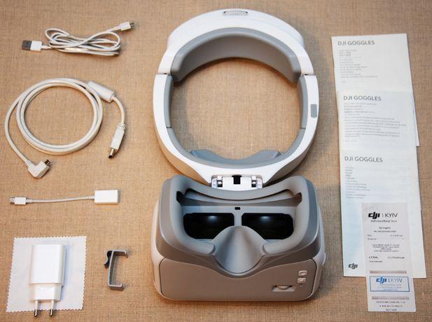 FPV очки DJI Goggles UA CERT.