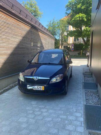 Skoda Roomster 1.2 Benzyna z Niemiec serwisowana 67,7 tys. km !