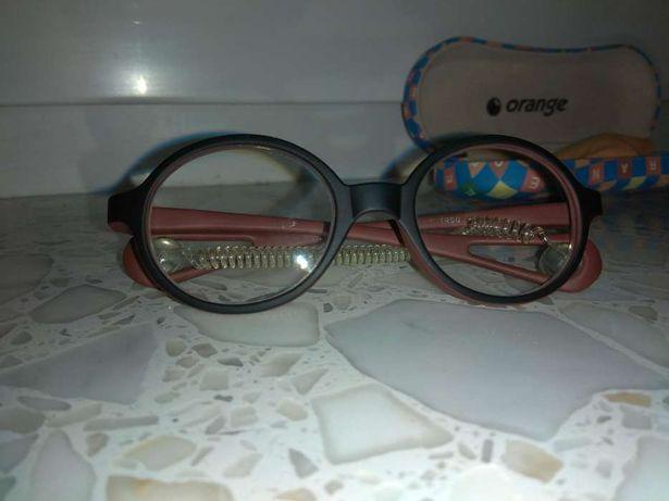Oprawki okularowe dla dzieci