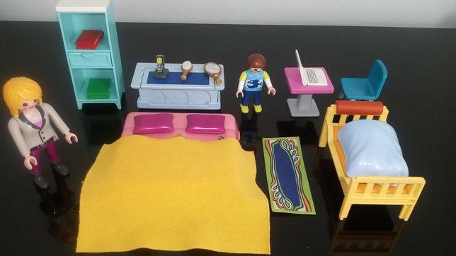 Playmobil sypialnia -  zestaw 8