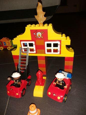 Lego duplo 6138 moja pierwsza straż pożarna
