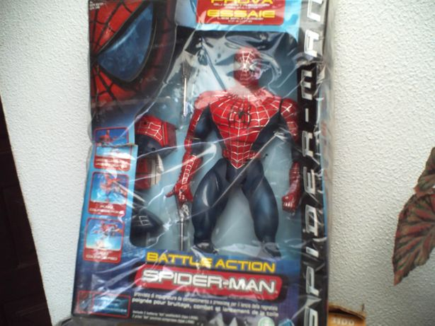 Homem aranha Battle Action novo