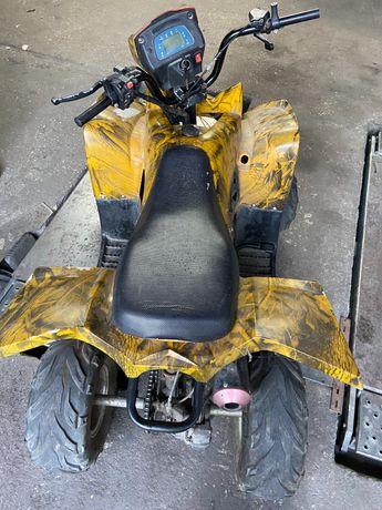 Mini moto 4 120cm3