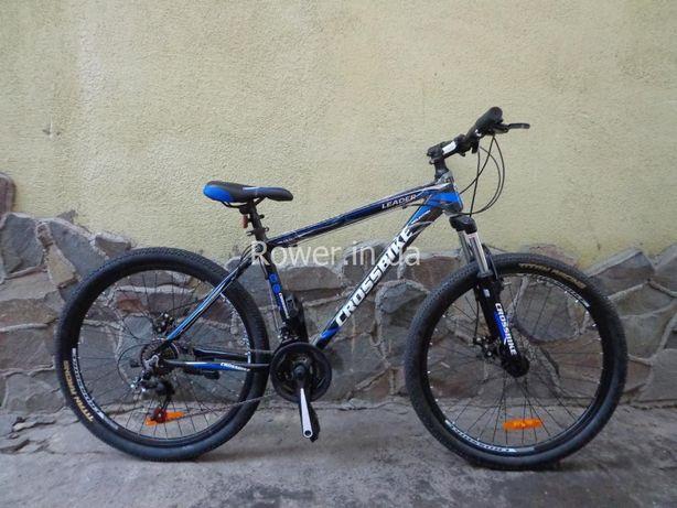Розпродаж! Новий алюмінієвий велосипед Cross 27,5 / Дискові гальма
