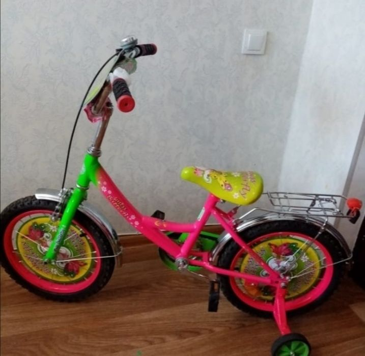 Велосипед для девочки Марганец - изображение 1