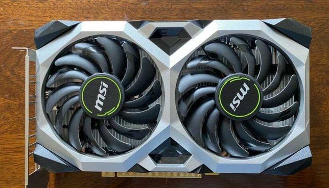 Karta graficzna MSI GeForce GTX 1660 Super