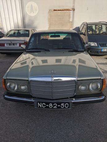 Mercedes 300 D Gasóleo
