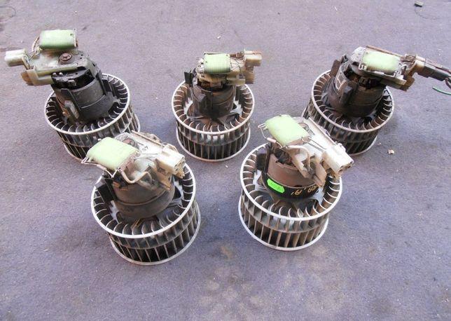 Вентилятора печки на daewoo Lanos на ланос део Разборка мотор печки
