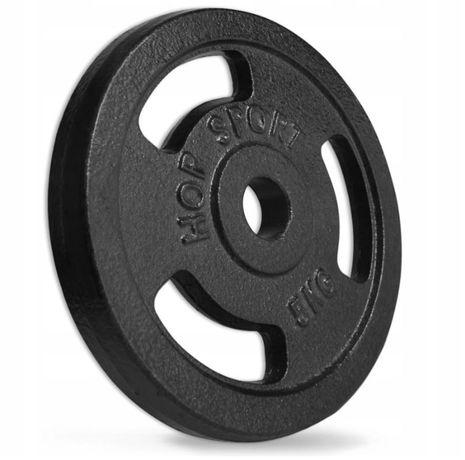 Obciążenie żeliwne 5kg Hop sport