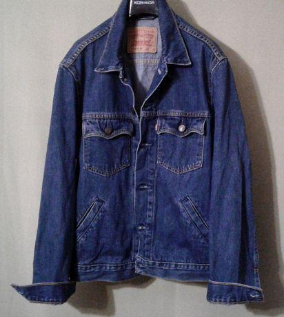 Крутая джинсовая куртка Levis