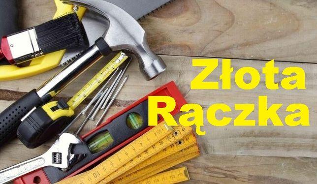 Złota Rączka Glazurnik Malarz Hydraulik Elektryk Remonty Warszawa 24/7