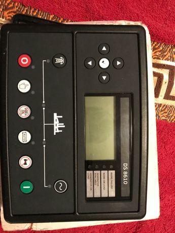 Панель управления генератором DSE 8620