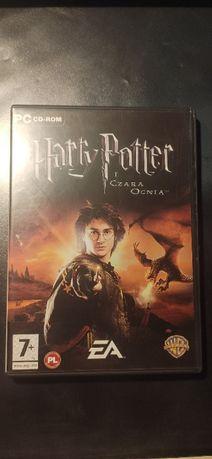 Gra pudełko CD Harry Potter i Czara Ognia