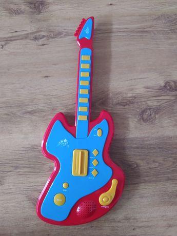 Gitara elektryczna dla dzieci