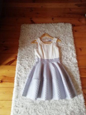 Śliczna sukienka jak nowa