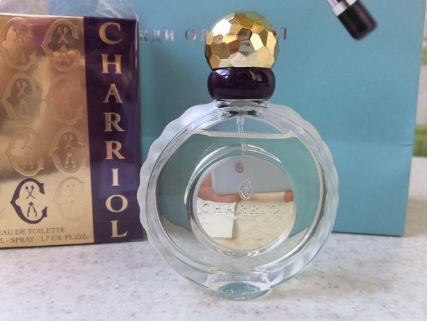 Туалетная вода Charriol, куплена в Брокарде, есть чек!