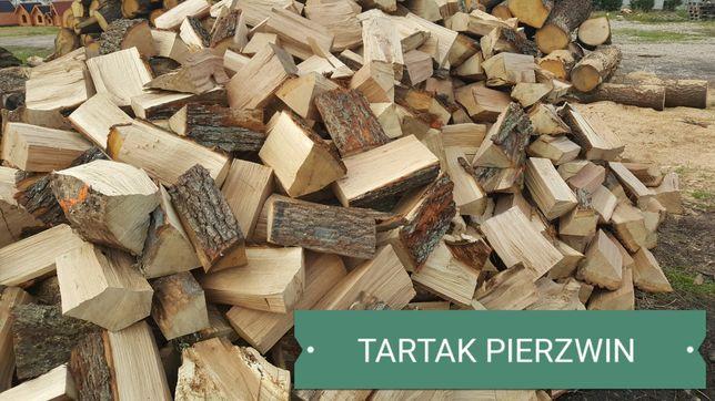 Drewno opałowe - kominkowe DĄB
