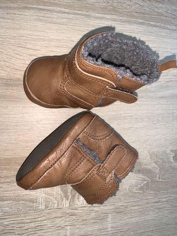 Buty niechodki ocieplane kappahl roz 19
