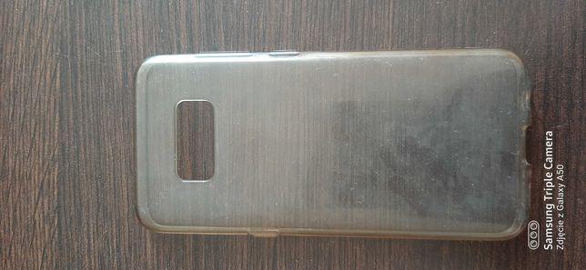 Etui przezroczyste Samsung s8