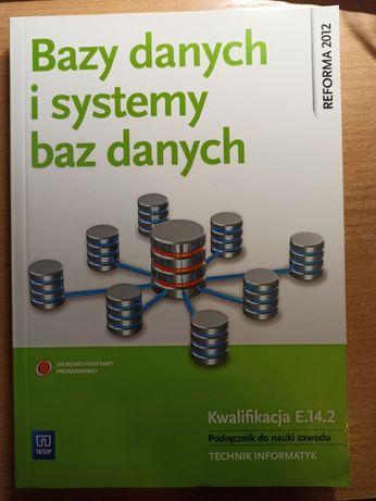 Bazy danych i systemy baz danych kwalifikacja e.14.2 WSiP informatyk