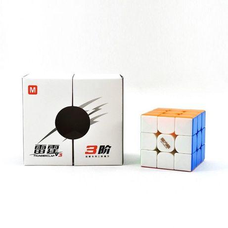 Thunderclap v3M - кубик Рубика 3 на 3, магнитный, скоростной, v 3 m