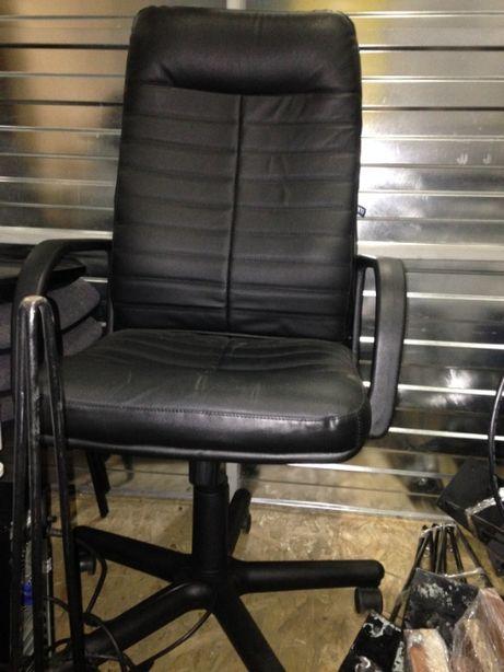 Кресло офисное, с режимом качания