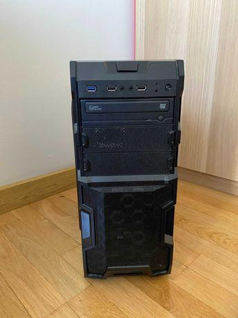 Komputer stacjonarny  Intel Core I5 2400/GeForce GTX 1050 Ti/ 8GB RAM