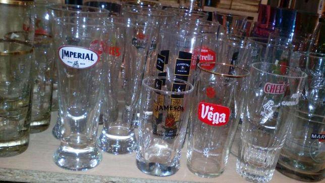 Copos de bebida