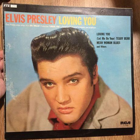 Vinil: Elvis Presley - Loving You - 1957