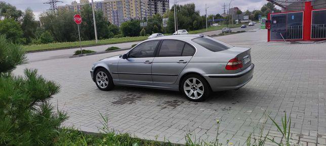 BMW E46 330d m57n