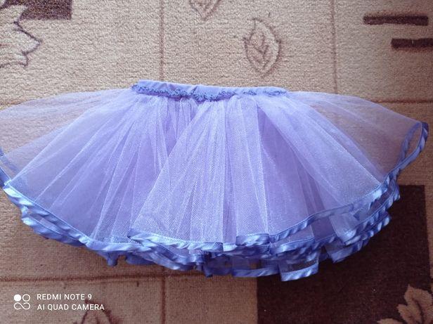 Спідниця фатинова(юбка пачка), в подарунок нарядна кофтина